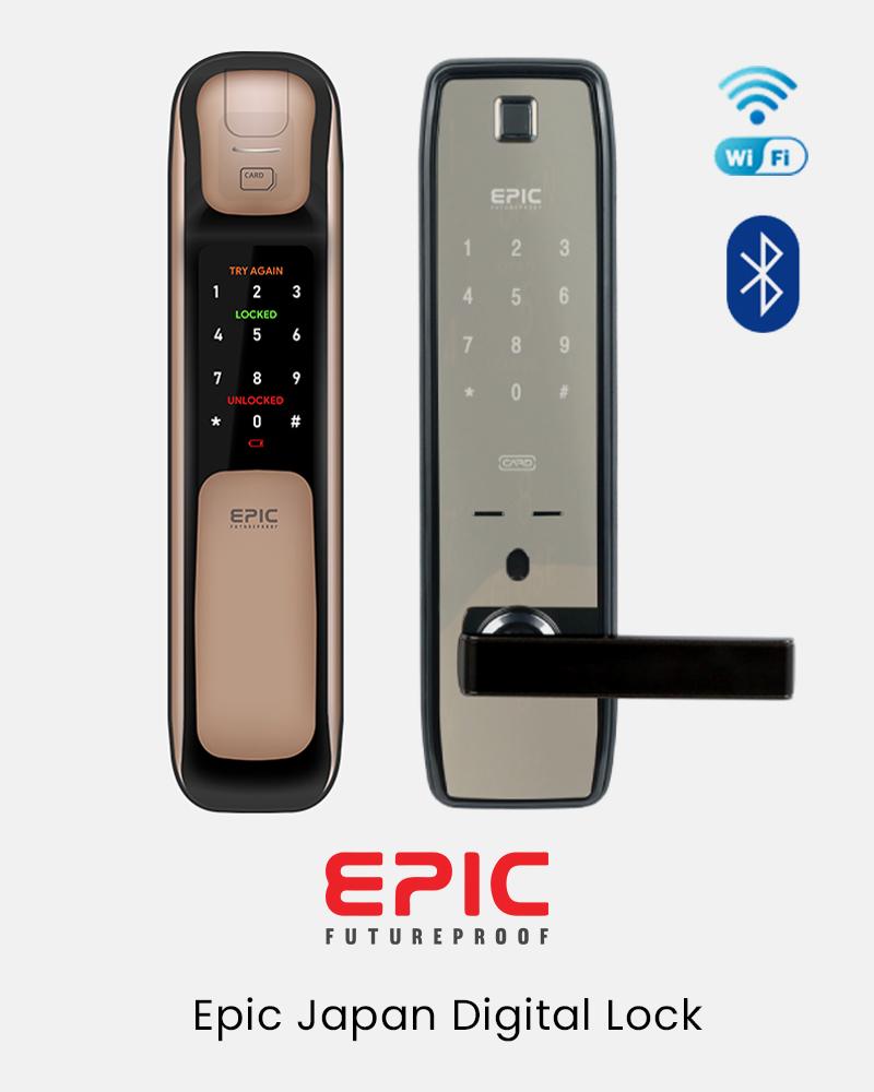 EPIC Digital Lock