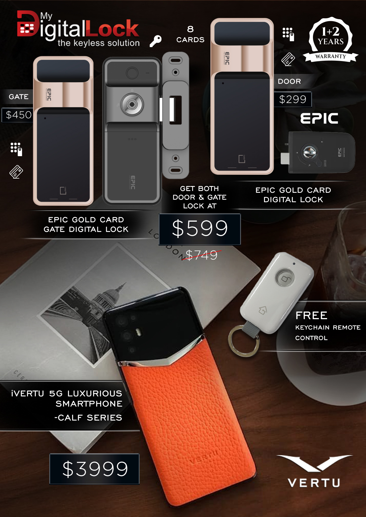 Epic-Gold-Card-Digital-Lock-iVertu-Mobile-Promotion_2021