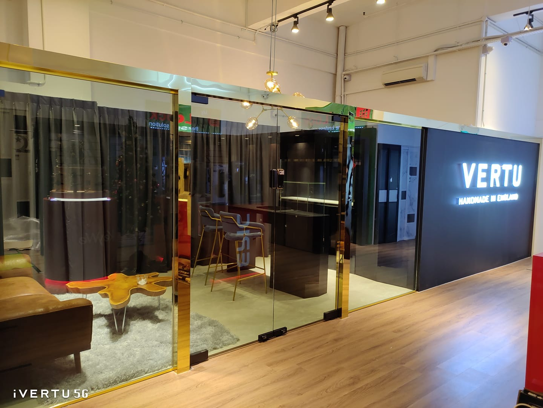 Vertu Showroom